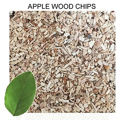 500g Apple Wood Chips / Wood Dust for Hot Smokers / Smoking Ovens / BBQ