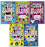 Judy Blume Children Collection 5 Books Set (Then Again Maybe I Wont, It s Not the End of the World, Just as Long as We re Together, Deenie)