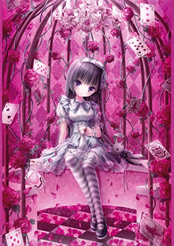 Anime Wall Calendar 2017 (13 pages 20x30cm) Alice in Wonderland # Japan Kawaii Manga