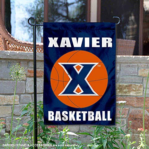 Xavier Musketiere Basketball Garten Flagge Xavier University Basketball