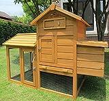 Pets Imperial® Pollaio Clarence – Accoglie 1-2 Uccelli Decondo La Taglia