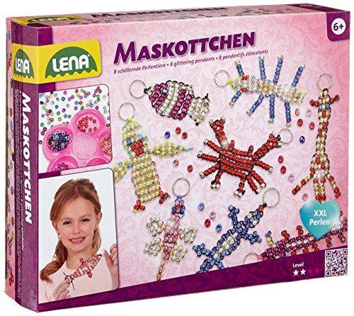 Lena 42043 - Bastelset für 8 Maskottchen