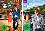 Death in Paradise - Staffel 4+5 (8 DVDs)