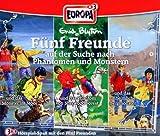 Fünf Freunde auf Der Suche Nach Phantomen Und Monstern (Folge 39 + 52 + 77)