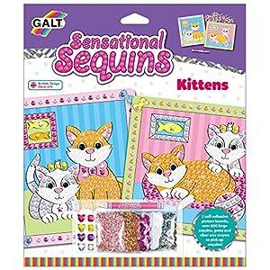Galt Toys 1004897sensacional lentejuelas gatitos