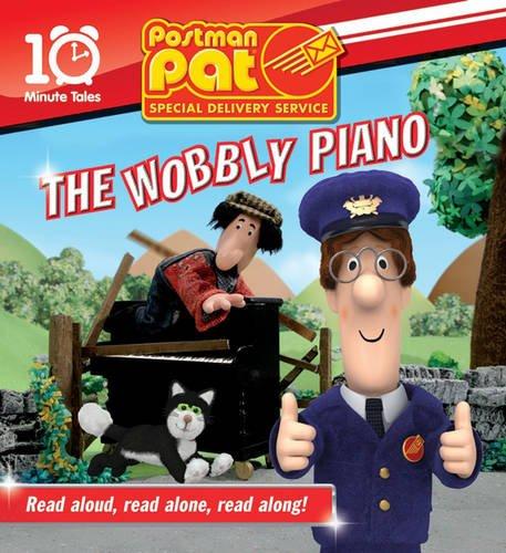 The wobbly piano.