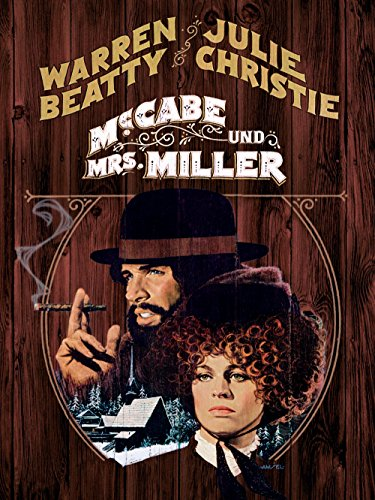 McCabe & Mrs. Miller Cover