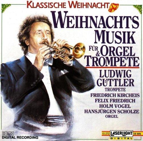 Weihnachtsmusik für Orgel und Trompete