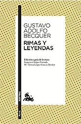Descargar gratis Rimas y Leyendas: Edición y guía de lectura de Francisco López Estrada  y Mª Teresa López García-Berdoy: 3 en .epub, .pdf o .mobi