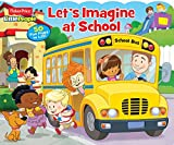 Let's Imagine at School (Fisher-Price Little People)