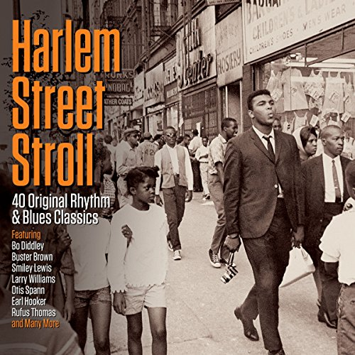 Harlem Street Stroll