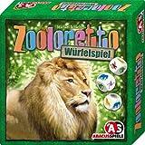ABACUSSPIELE 06121 - Zooloretto Würfelspiel