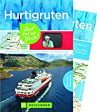 Bruckmann Reiseführer Hurtigruten: Zeit für das Beste. Highlights, Geheimtipps, Wohlfühladressen. Inklusive Faltkarte zum Herausnehmen. NEU 2018 - Hans-Joachim Spitzenberger, Axel M. Mosler