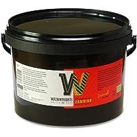 Tropical Forest Clear Organic Honey Tub, 3.18Kg