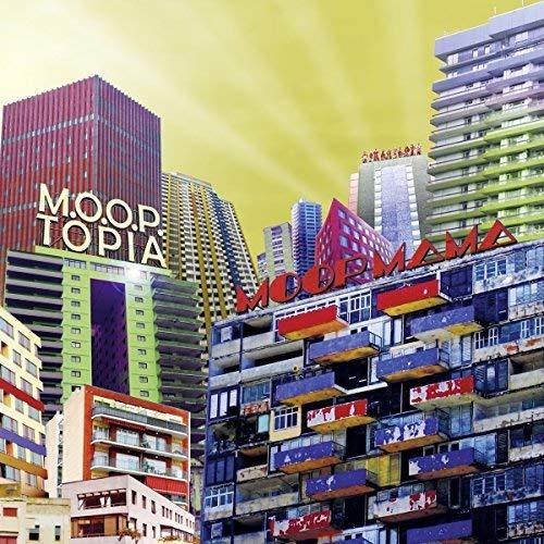 M.O.O.P.topia (LTD. Gatefold / Red and Blue Vinyl / 180 Gramm) [Vinyl LP]