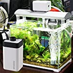 CGT SunSun CT-202 Super Noiseless Air Pump for Aquarium with 2 Air Outlets That Has Adjustable Air Flow Facility