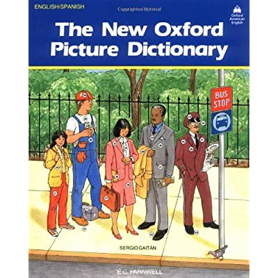 The New Oxford Picture Dictionary Oxford Picture Dictionary