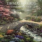 Thomas Kinkade Gardens of Grace 2020 Calendar