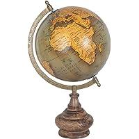 Home Gadgets Globus Terraqueo, 36 cm, Braun