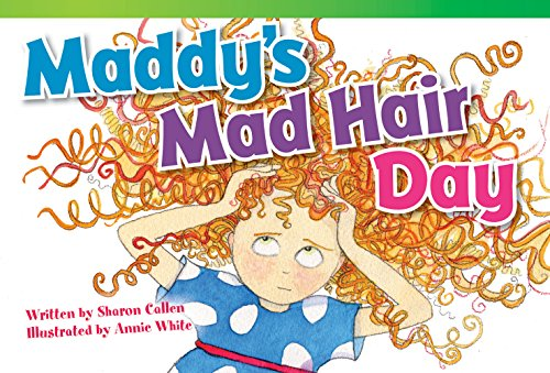 Maddy's Mad Hair Day (Fiction Readers) (English Edition)