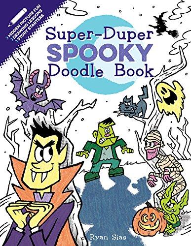 oodle Book (Super Duper Doodle Books) (Grad-3-halloween-kunst)