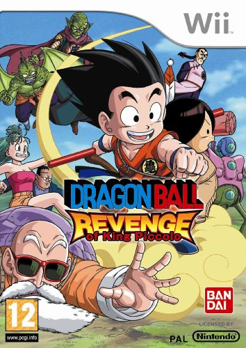 Dragon Ball: Revenge Of King Piccolo (Nintendo Wii) [importación ingl