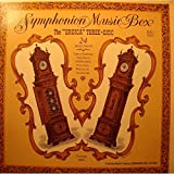 SYMPHONION MUSIC BOX the eroica three-disc BORNAND Collection LP EX++