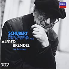Brendel Spielt Schubert