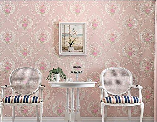 YLCJ Tapete Nahtlose Tapete Forest Avenue 3D Seide Stoff Tapete Dekoratives Wohnzimmer Restaurant TV Tapete -