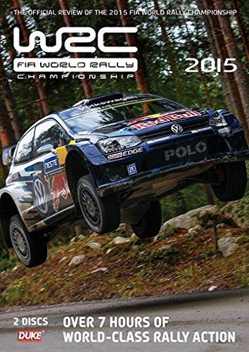 Preisvergleich Produktbild World Rally Championship 2015 Review (2 Disc) [DVD] [UK Import]