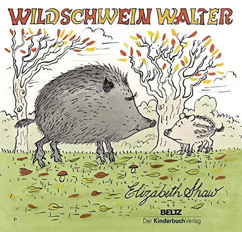 Wildschwein Walter