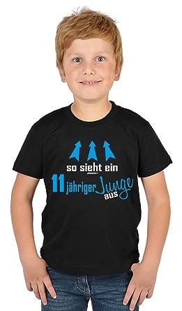 Schön Junge 11. Geburtstag Kinder T Shirt   Kindergeburtstag Geschenk 11 Jahre  Alt So Sieht