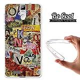 Becool® - Flexible Gel Schutzhülle für Oukitel K6000 -