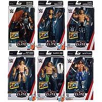 Wrestling WWE Mattel Elite Collection Series # 56 Complete Set Of 6 Bundle (ALL 6) Wrestling Action Figure