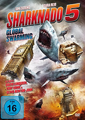 Sharknado 5 - Global Swarming (uncut Fassung)