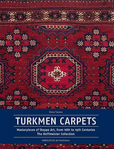 (Turkmen Carpets: Masterpieces of the Art of the Steppes, 16th to 19th Century. The Hoffmeister Collection)