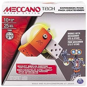Meccano - 6027698 - Jeu de Construction - Expansion Pack Meccano Tech