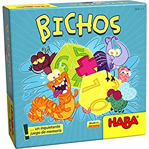 HABA- Bichos, Multicolor (Habermass 304111)