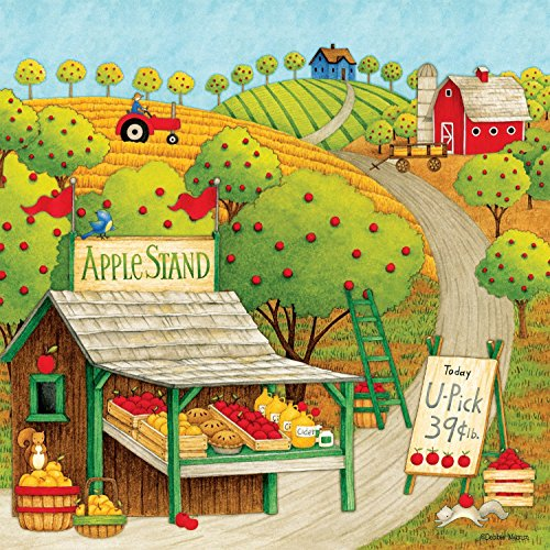 Ceaco Debbie Mumm-Apple Ständer Puzzle