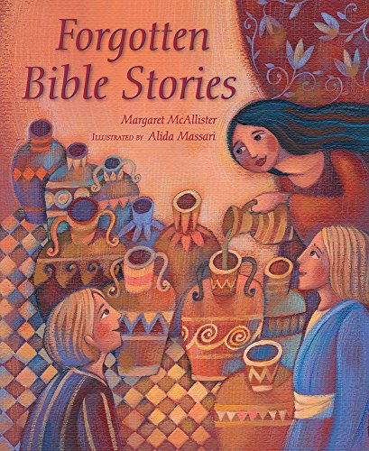 Forgotten Bible Stories por Margaret McAllister