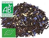 Thé noir Réglisse Bleuet Bio 200g