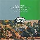 J.S. Bach: Organ Concertos