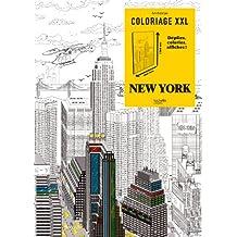 Coloriage XXL New York