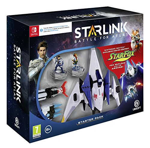Starlink: Battle for Atlas - Starter Pack (precio: 39,90€)
