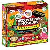 Genius Box Learning Toys for Children : Discovering Dinosaurs Activity Kit