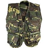 Kombat UK Tactical Chaqueta, Bebé-Niños