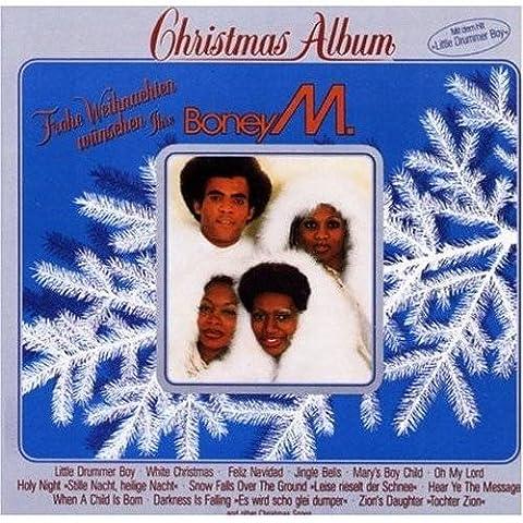 Boney M. - Christmas Album - Hansa International - 91 246 9