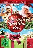 Weihnachten Spielfilm Box ( 18 weihnachtliche Filme in einer Box ) [6 DVDs]