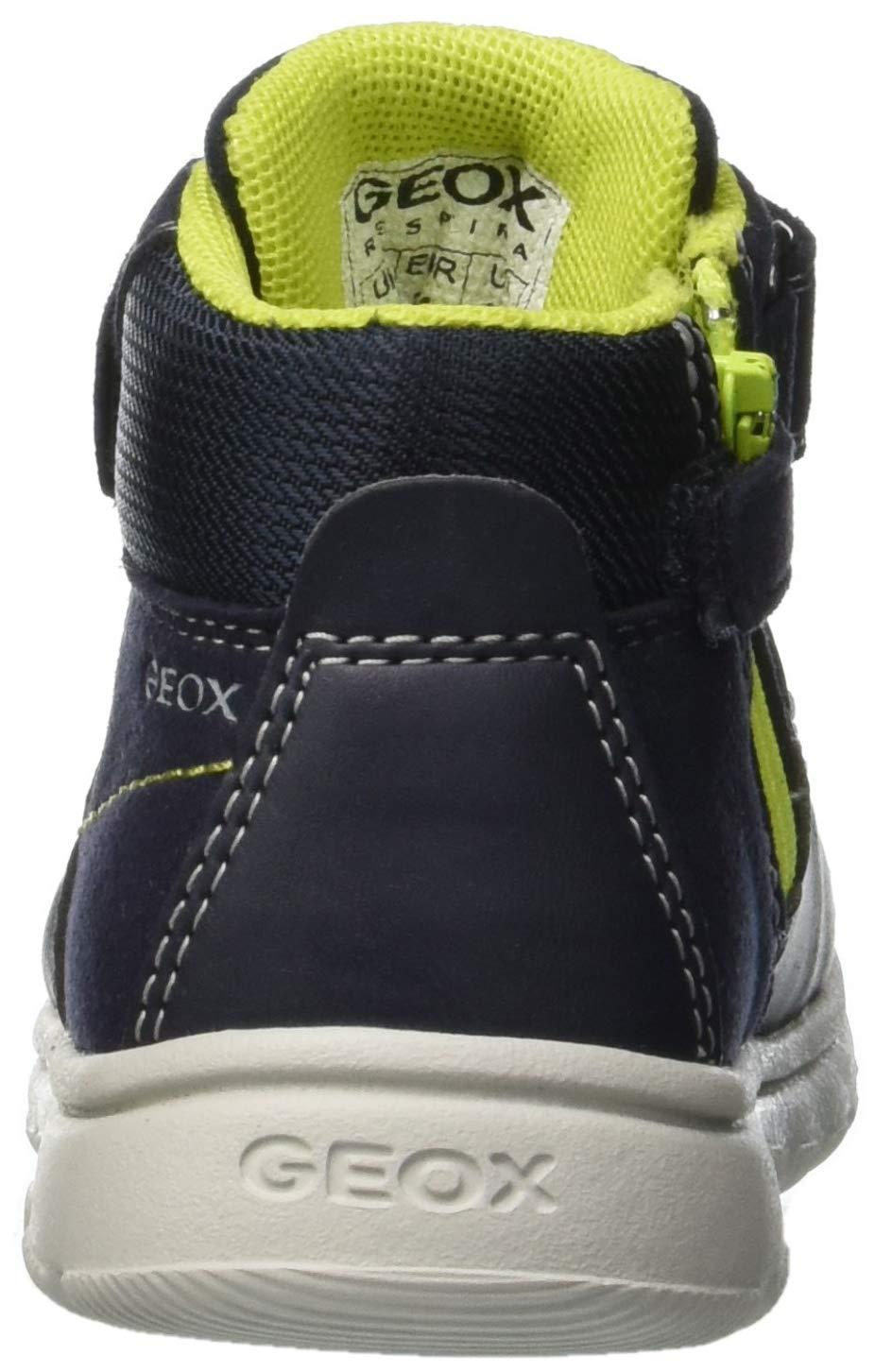 Geox B Xunday B, Zapatillas para Bebés
