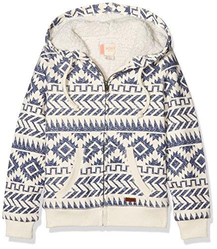 Roxy Star Crawl Sweatshirt Mädchen Outer Limits 14 Jahre Outer Limits Pristine (Sweatshirt Full Roxy Zip)